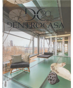 DC 20° anniversary - Dentro casa mensile n. 243 Febbraio 2020