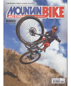 Mountain Bike action - n. 3 - marzo 2020 - mensile