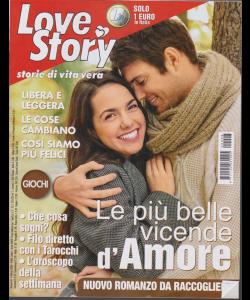 Love Story - n. 8 - 3 marzo 2020 - settimanale