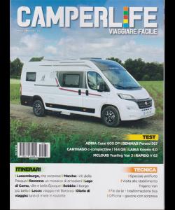 Camperlife - Test/Itinerari/Tecnica - n. 87 - mensile - marzo 2020