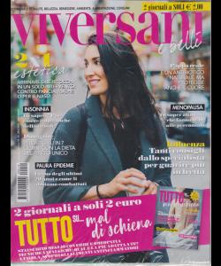 Viversani e belli - n. 10 - 28/2/2020 - settimanale + Gli speciali di Viversani - Tutto su....mal di schiena - 2 riviste
