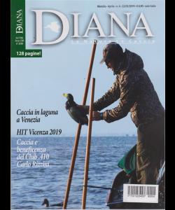 Diana - n. 4 - mensile - 22/3/2019 - 128 pagine!
