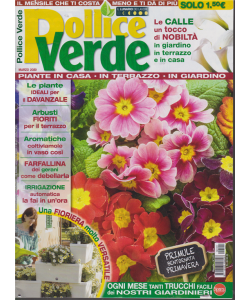 Pollice Verde - n. 122 - marzo 2020 - mensile
