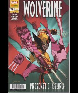 Wolverine N. 74 / 400 - quindicinale - 5 marzo 2020 - Presente e futuro