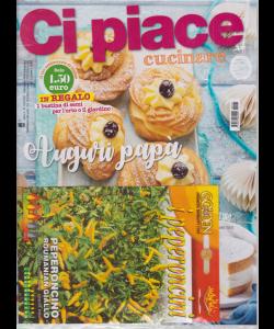 Ci Piace Cucinare ! - + in regalo 1 bustina di peperoncino giallo roumanian- n. 161 - settimanale - 10/3/2020