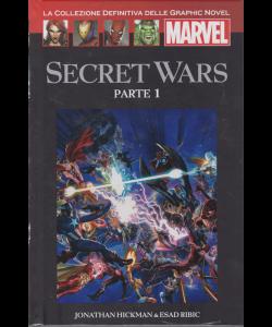 Graphic Novel Marvel - Secret Wars-Parte 1 - n. 16 - 23/3/2019 - quattordicinale - esce il sabato - copertina rigida