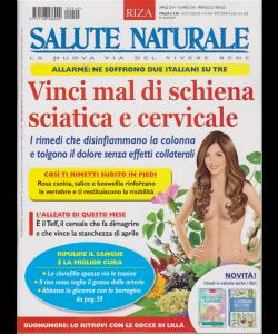Salute Naturale - n. 240 - aprile 2019 - mensile -