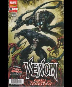 Venom - Venom N. 20 / 37 - mensile - 12 marzo 2020 - La rabbia del Creatore
