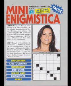 Mini Enigmistica - n. 202 - bimestrale - aprile - maggio 2020  - 68 pagine