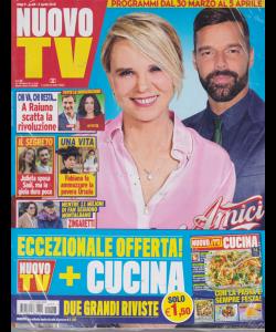 Nuovo Tv + - Nuovo Cucina - n. 13 - settimanale - 2 aprile 2019 - 2 riviste