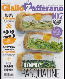Giallo Zafferano - n. 4 - mensile - aprile 2020