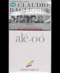 Gli speciali musicali di Sorrisi n. 8 - 26 marzo 2019 - Claudio Baglioni collezione - ottava uscita - Ale-oò - libretto + doppio cd