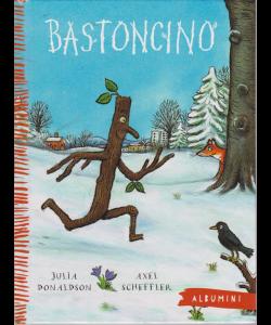 Albumini - Bastoncino - n. 5 - settimanale - copertina rigida