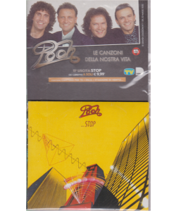 Le grandi collezioni n. 11 - del 20 marzo 2020 - Pooh - Stop - cd + libretto - settimanale