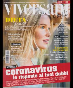 Viversani e  Belli - n. 13 - 20/3/2020 - settimanale