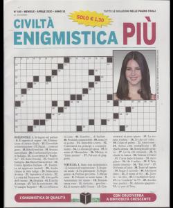 Civilta' Enigmistica Più - n. 149 - mensile - aprile 2020 -