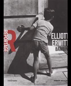 Reportage -Elliott Erwitt - bambini - n. 10 - settimanale -