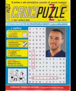 Crucipuzzle - n. 550 - aprile 2020 - mensile