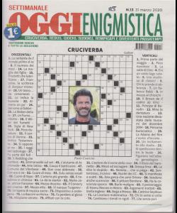 Settimanale Oggi Enigmistica - n. 13 - 31 marzo 2020 -
