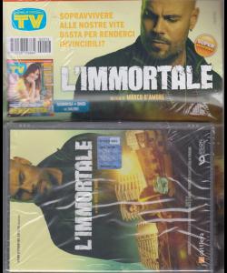 Sorrisi e Canzoni tv + dvd L'immortale - un film di Marco D'Amore