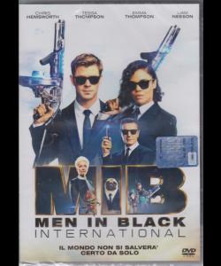 I Dvd Fiction Sorrisi .2 - MIB  Men In Black International - n. 15 - settimanale - aprile 2020