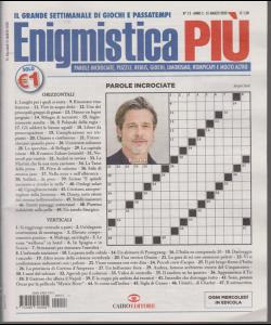 Enigmistica Piu' - n. 13 - 31 marzo 2020 - settimanale -