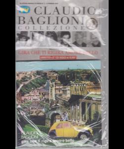 Cd Sorrisi Collezione - Claudio Baglioni - seconda uscita - Gira che ti rigira amore bello - libretto + 2 cd - 12 febbraio 2019 - n. 2 - settimanale
