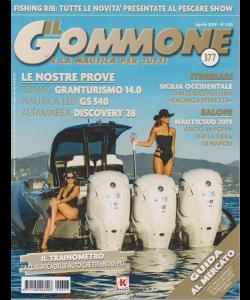 Il Gommone e la nautica per tutti - n. 377 - aprile 2019 - mensile