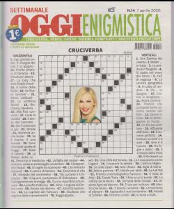 Settimanale Oggi Enigmistica - n. 14 - 7 aprile 2020 -