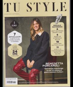 Tu Style - n. 14 - settimanale - 26 marzo 2019 -