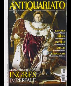 Antiquariato - n. 456 - aprile 2019 - mensile