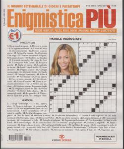 Enigmistica Piu' - n. 14 - 7 aprile 2020 - settimanale