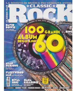 Classic Rock - n. 77 - mensile - 27/3/2019