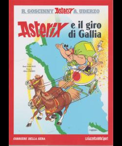 Asterix e il giro di Gallia - n. 7 - settimanale