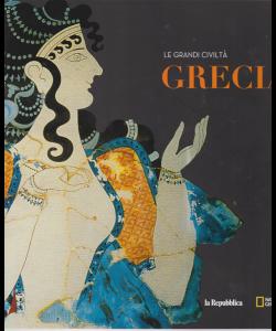 Le Grandi Civilta' - Grecia - n. 3 - National Geographic