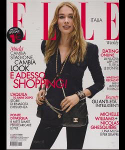 Elle - n. 12 - 6/4/2019 - settimanale