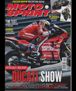 Motosprint - n. 7 - 12/18/ 2019 - settimanale