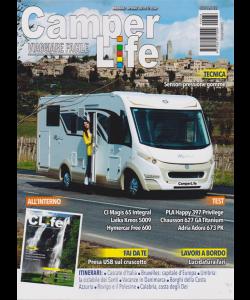Camperlife -n. 76 - mensile - aprile 2019 -