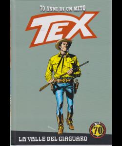 Tex - n. 66 - La valle del giaguaro - settimanale - copertina rigida