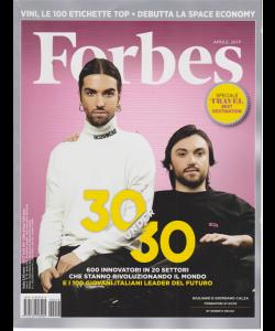 Forbes - n. 18 - aprile 2019 - mensile