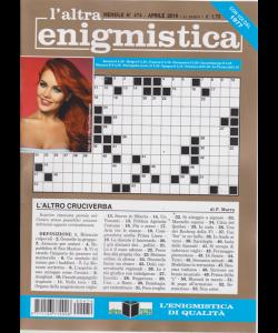 L'altra Enigmistica - n. 474 - mensile - aprile 2019 -