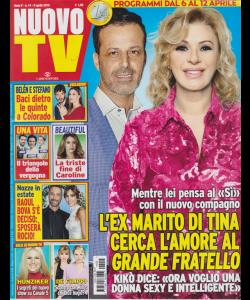 Nuovo Tv - n. 14 - 9 aprile 2019 - settimanale