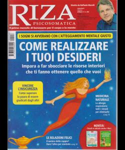 Riza Psicosomatica - n. 458 - mensile - aprile 2019 -