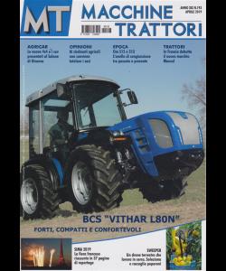Macchine Trattori - n. 193 - aprile 2019 - mensile
