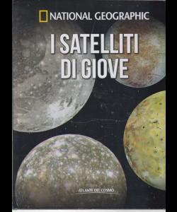 National Geographic - I satelliti di Giove - n. 32 - settimanale - 22/5/2020 - copertina rigida