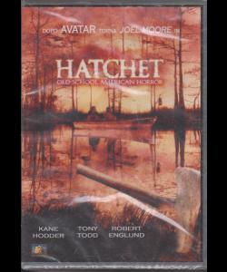Disaster - Hatchet - n. 20 - bimestrale - 2019 -