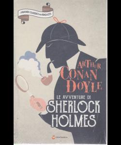 I grandi classici per ragazzi - Le avventure di Sherlock Holmes di Arthur Conan Doyle