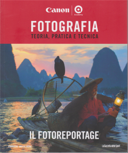 Master Fotografia - Il Fotoreportage - n. 9 - settimanale -