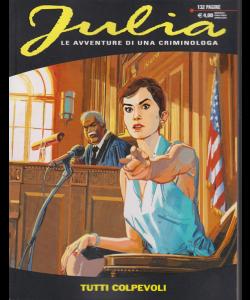 Julia Kendall - Tutti Colpevoli - n. 247 - mensile - aprile 2019 - 132 pagine