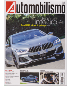 Automobilismo - n. 5 - mensile - aprile - maggio 2020